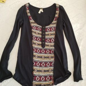 We The Free Knit SW Top - S
